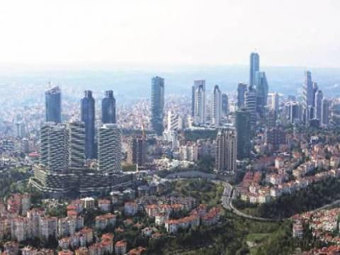 İstanbul'da B sınıfı ofislerin kirası yüzde 3,76 arttı!