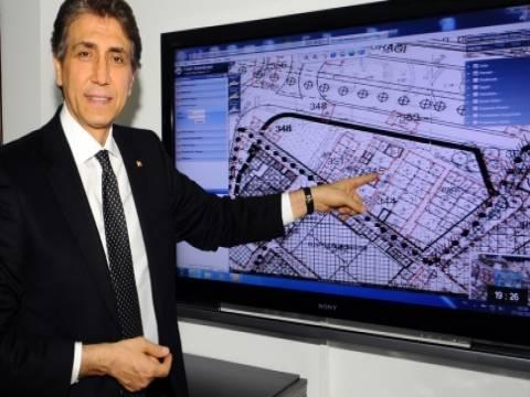 Mustafa Demir Eminönü dönüşüm modelini ilk kez açıkladı!
