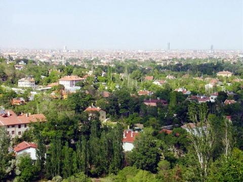 Konya şehir merkezinde en değerli gayrimenkuller Meram'da toplandı!