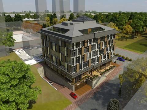 Semerkand Line Home Office Esenyurt projesinin inşaatı Nisan ayında başlayacak!