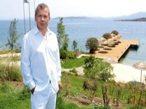 Bodrum Cennet Koyu'ndan hangi ünlüler villa aldı?