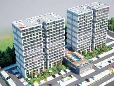 Bahçeşehir Stüdyo 24 Evleri'nde 1+0 daireler 88 bin TL'ye!