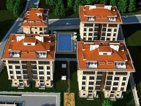 Bakırköy Vezüv Konakları'nda 550 bin TL'ye 2+1!