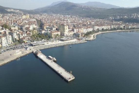 Gemlik Zeytin Dalı Meydanı projesi açıldı!