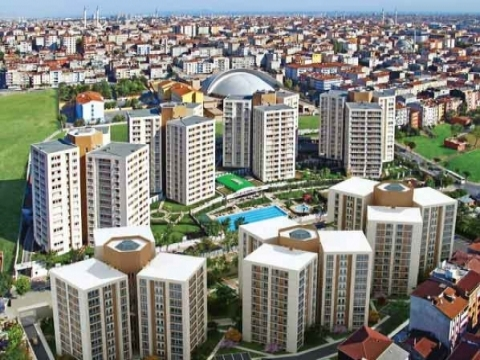Çınar Olimpia Park'ta daireler minimum 295 bin TL!