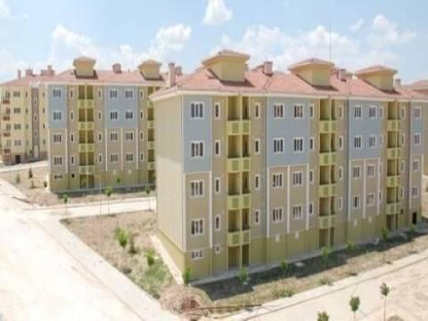 Kaman Kırşehir alt gelir grubu kura 3 Ağustos!