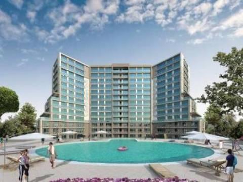 Evora İstanbul satılık daire! 228 bin 150 TL'ye!