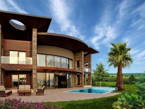 Büyükçekmece Göl Mahal Villaları projesinde 1 milyon 295 bin dolara!