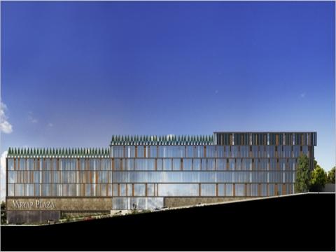 Varyap Plaza Pendik'te 199 bin TL'ye! Kaba inşaat tamamlandı!
