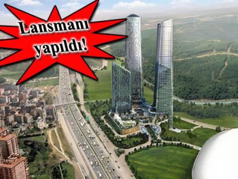 Skyland İstanbul görücüye çıktı! 330 bin TL'ye stüdyo!