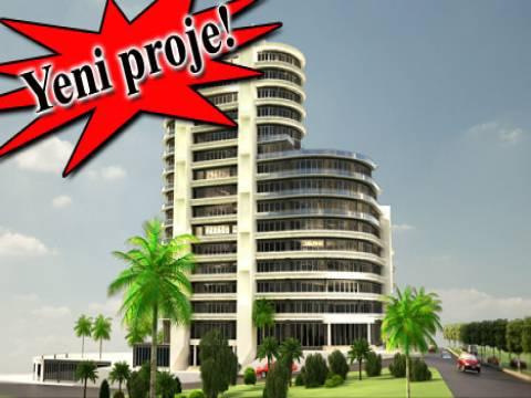 N5 Suites Özyurtlar tarafından yükseliyor! 149 bin liraya 1+0!
