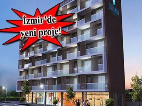 Studio Nova İzmir'de yükseliyor! 155 bin liraya!