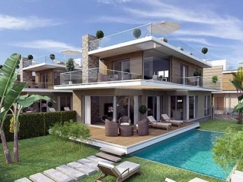 İzmir Sahil Konakları'nda 1 milyon dolara villalar!