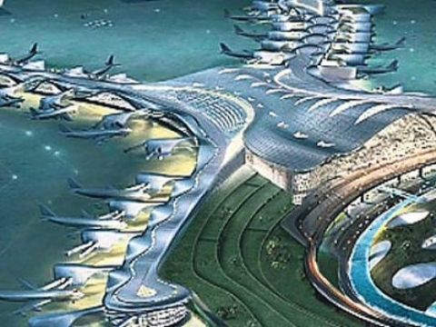 Abu Dabi Havalimanı'nın yeni terminal binasını TAV yapacak!