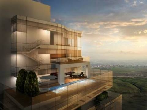 Nissa O2 Residence'ta 540 bin TL'ye!