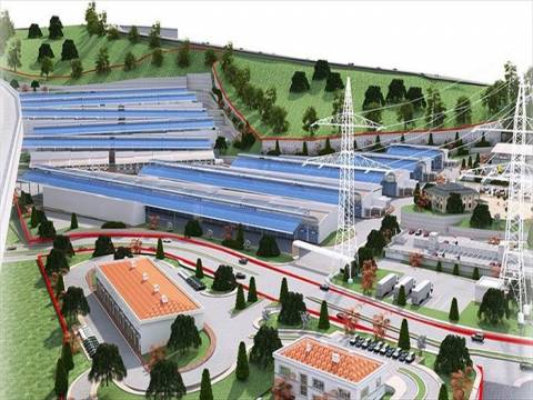 TOKİ Kayabaşı'nda modern bir çarşı inşa edecek!