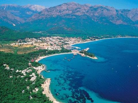 Tarihi ve turistik mekanlar, deniz ve orman Kemer'i cazip kılıyor!