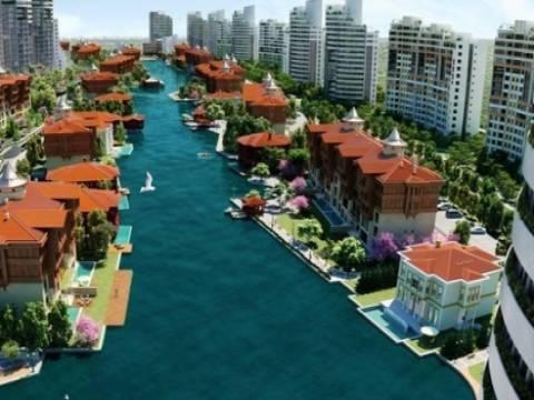 Bosphorus City satılık daire! 250 bin 644 liraya!