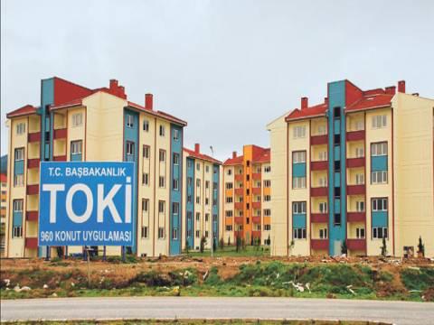Esenler'e TOKİ işbirliğinde 1.300 yeni konut!