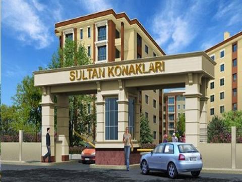 Sultan Konakları'nda 178 bin TL'ye 2+1!
