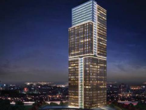 Tahincioğlu Palladium Tower Ataşehir projesinde 895 bin dolara!