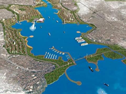 Kanal İstanbul için çalışmalar sürüyor!