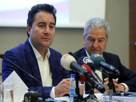 Ali Babacan, İzmir İş Dünyası Buluşması toplantısına katıldı!