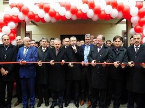 Sancaktepe'de 24'üncü aile sağlığı merkezi açıldı!