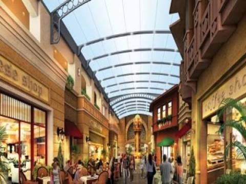 Emar İnşaat Çamlıca Emaar Square'de 300 bin dolara 1+1