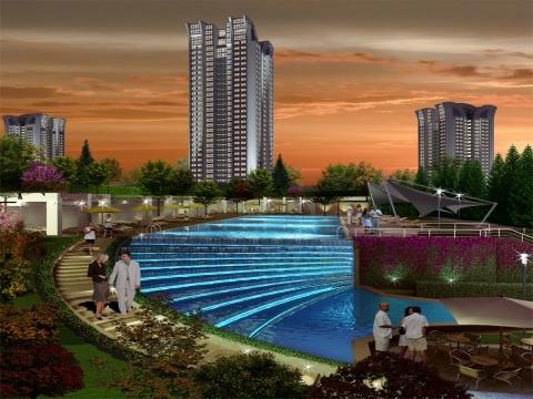 Ataşehir My Towerland'de 580 bin TL!