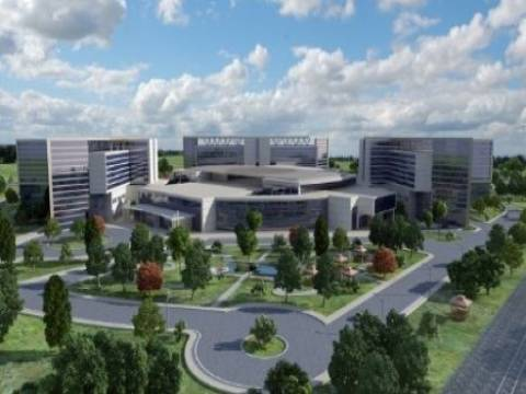 Isparta Şehir Hastanesi önümüzdeki ay hizmete açılacak!