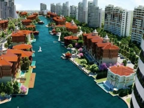 Bosphorus City satılık konut!