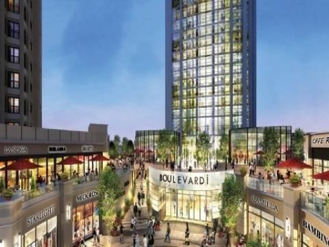 Emar İnşaat Libadiye projesi Emaar Square'de 420 bin dolara 2+1!