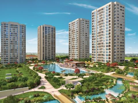 İhlas Bizimevler 5 projesinde satılık 3+1 daireler 255 bin TL!
