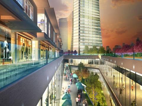 Metropol İstanbul satılık daire!