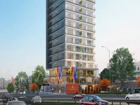 Metrowin Tower'da metrekare fiyatı 3 bin 600 lira!