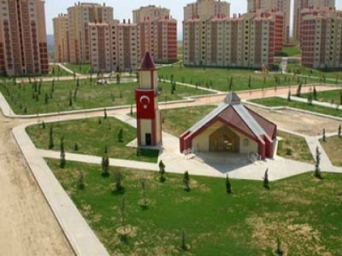 TOKİ Ankara Haymana'da 4 bin TL peşinatla!