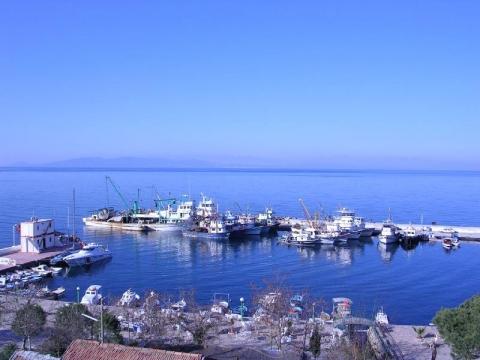 Dikili'de liman çevresinde arsa fiyatları 5 yılda 15 liradan 150 liraya çıktı!