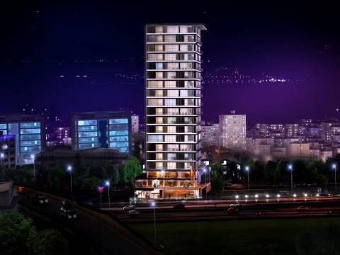 Metrowin Tower'da 229 bin liraya 65 metrekare satılık ofis!