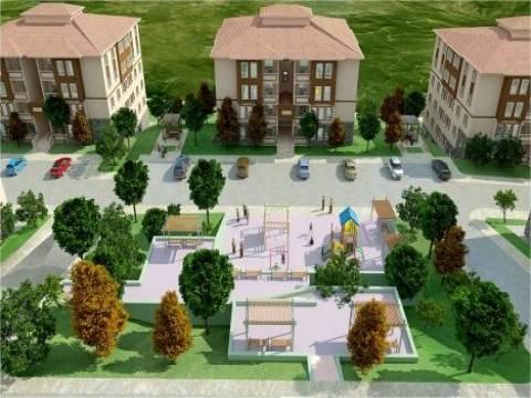Isparta Gelendost TOKİ yerel mimaride 293 konut inşa edilecek!