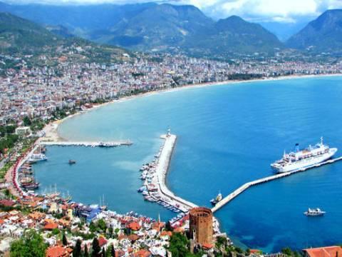 Antalya Kepez'de satılık arsa! 6.4 milyon TL'ye!