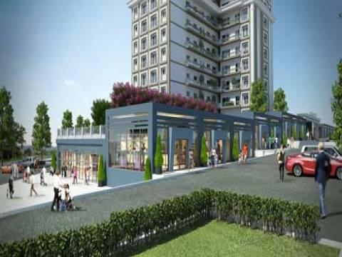 Giriş Kayaşehir 'de fiyatlar 172 bin liradan başlıyor!