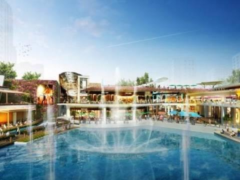 Ataşehir WaterGarden İstanbul 2016'da açılacak!