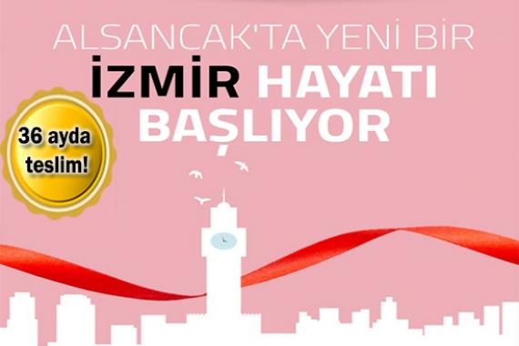 Allsancak İzmir'de ön talep zamanı!
