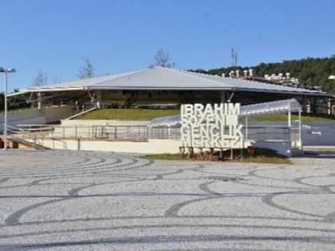 Manavgat İbrahim Sözen Gençlik Merkezi 15 Şubat'ta açılıyor!