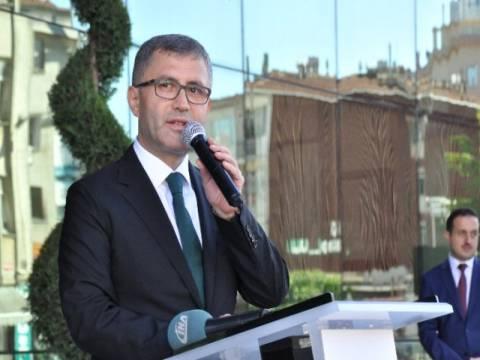 Hilmi Türkmen:Yepyeni bir Üsküdar Meydanı ortaya çıkaracağız!