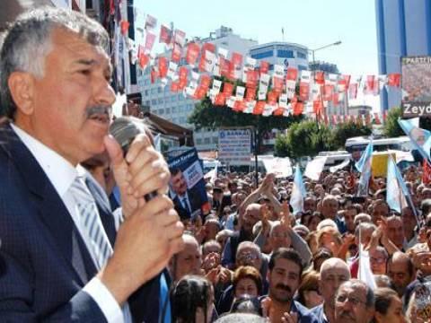 Zeydan Karalar: Kentsel dönüşümün rantı Adana'da kalacak!
