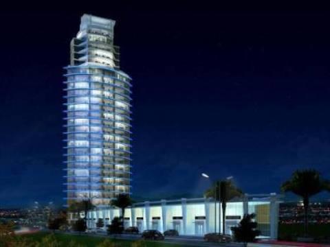 Kuriş Kule satılık ofislerde metrekaresi 6 bin 500 liraya!