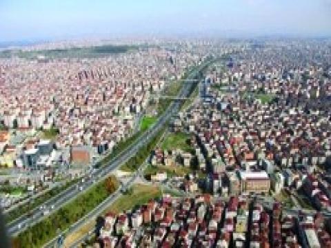 İstanbul'da 1 milyon nüfuslu şehir kurulacak!