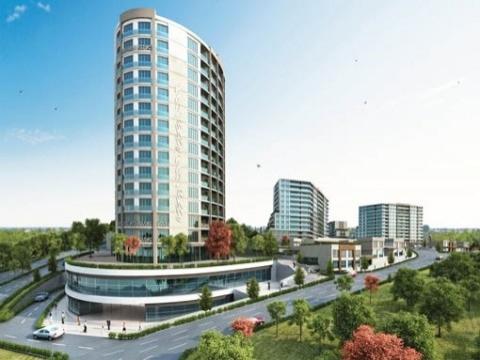 Evora İstanbul Rezidans'da 231 bin 500 TL'ye 2+1!